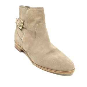 Michael Kors Ankle Boots Booties Size 9.5 Taupe